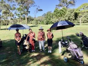 Yamba ladies at Maclean