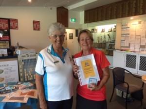 Helen Graney Maclean Division 1 winner